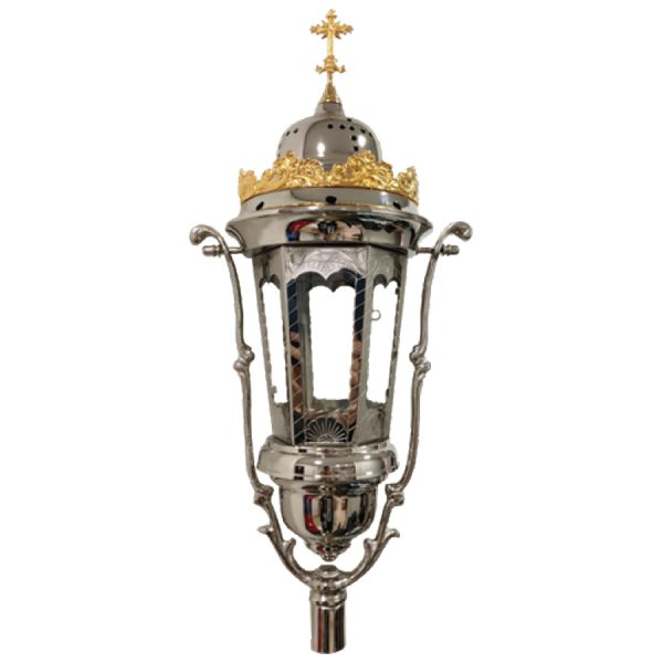 Lanterna Processional Com Balanço – P97