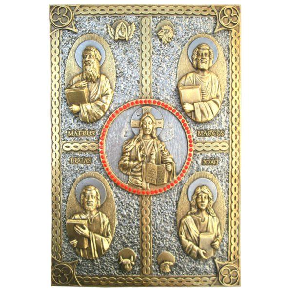 Capa de Evangeliário Ref. 2702 – Veneziana